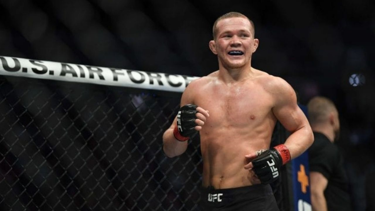 Petr Yan reveals why he opted out of UFC 256