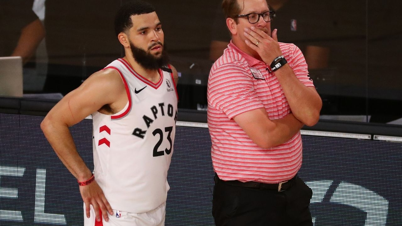 Fred VanVleet to Knicks deal off? Sources say combo guard is likely re-sign with the Toronto Raptors