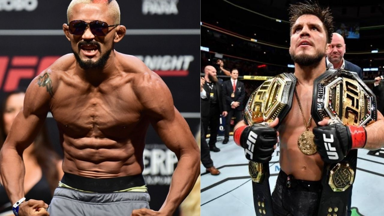 Deiveson Figueiredo Vs. Henry Cejudo: Is this a fight for the future?