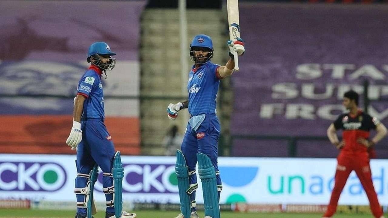 Shikhar Dhawan runs in IPL 2020: IPL 2020 Orange Cap list