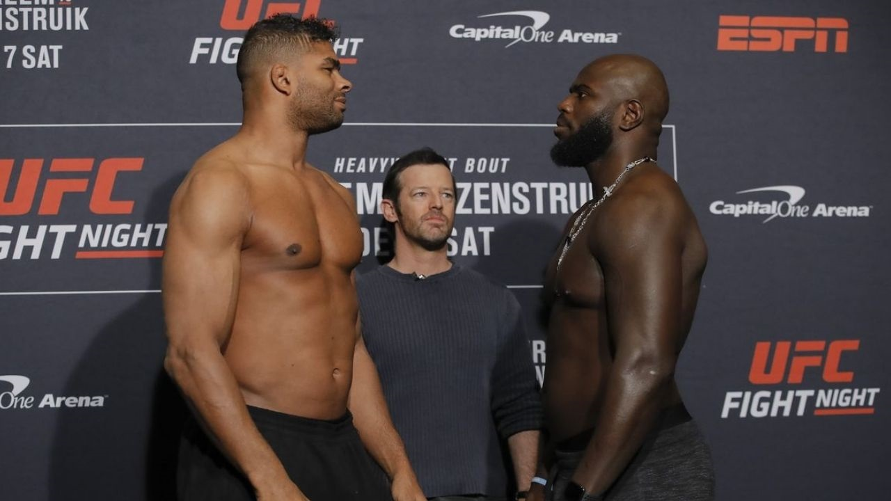 """""""It was a very bad decision by the ref""""- Alistair Overeem Is Eager To Fight Jairzinho Rozenstruik Again"""