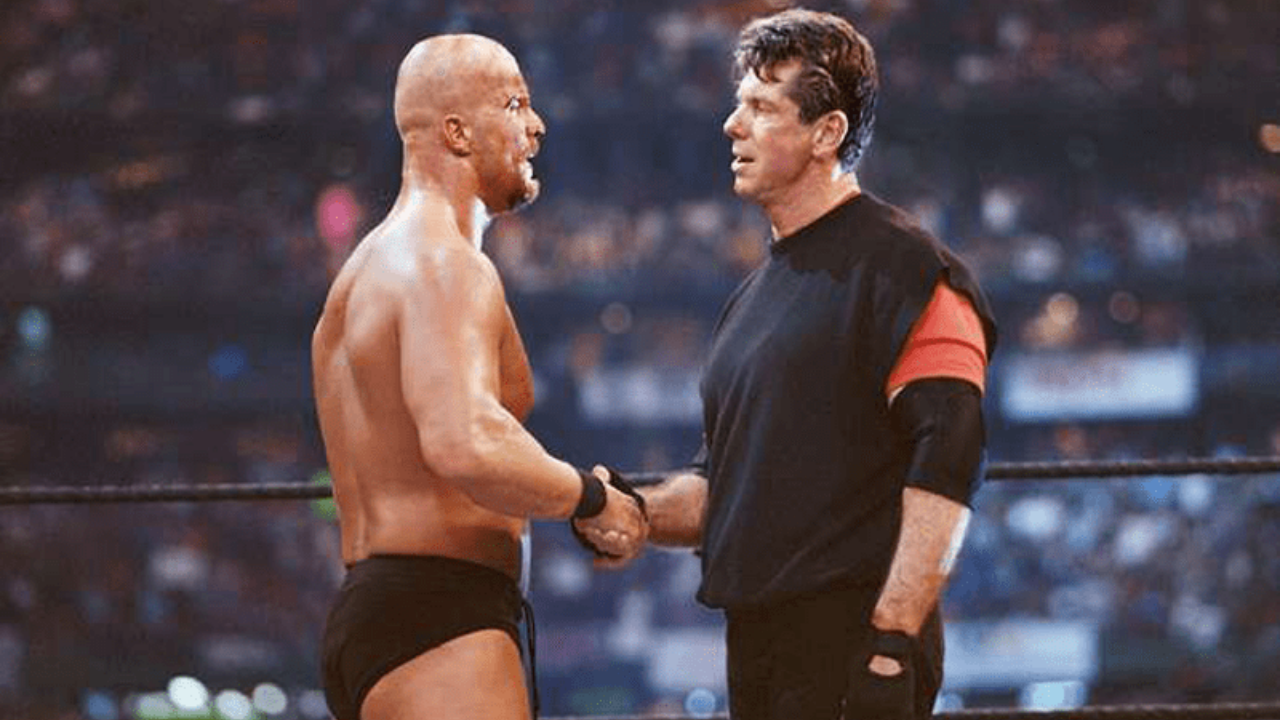 Vince McMahon told Jake Roberts that Stone Cold would not make it in WWE
