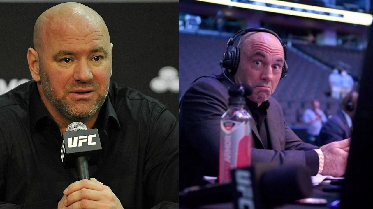Dana White Provides a Minor Detail of Joe Rogan's Contract With The UFC
