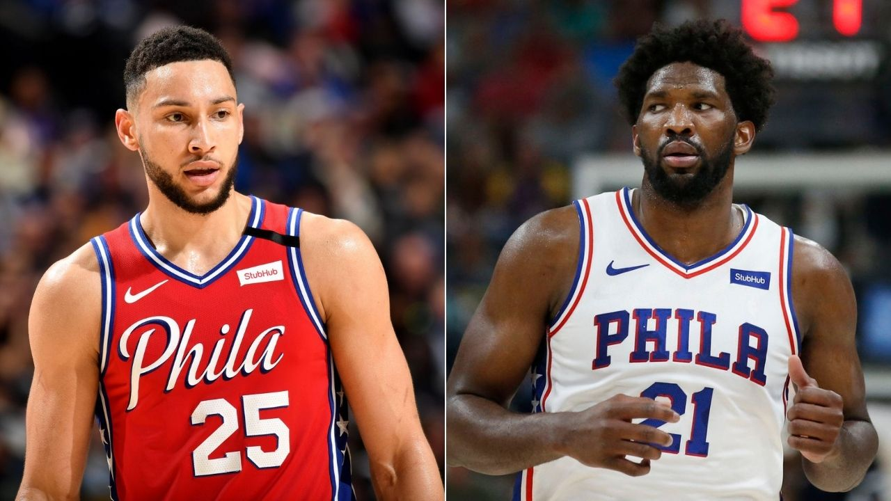 Ben Simmons and Joel Embiid can't win the title together?': Sixers' Daryl Morey