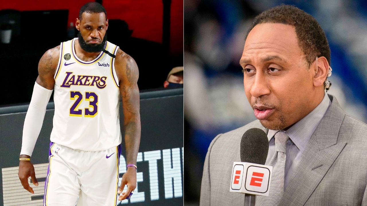 Only one team can stop the Lakers next season': Stephen A Smith