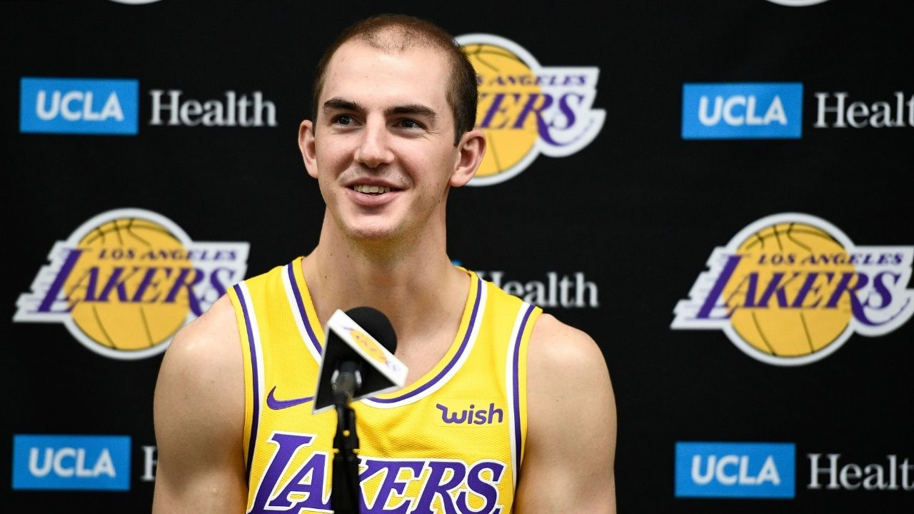 Lakers' Alex Caruso on why G-League players don't make it in the NBA