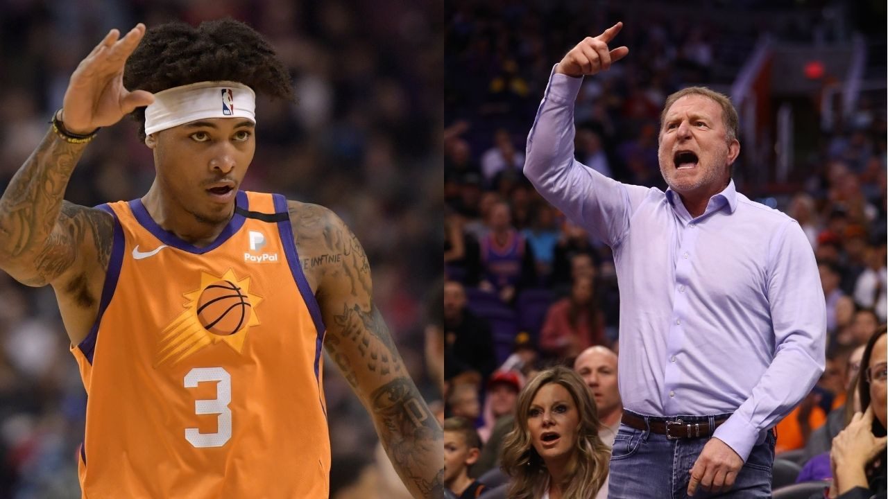 """""""The Phoenix Suns don't care about the organization, Golden State do"""": Kelly Oubre denounces Robert Sarver"""