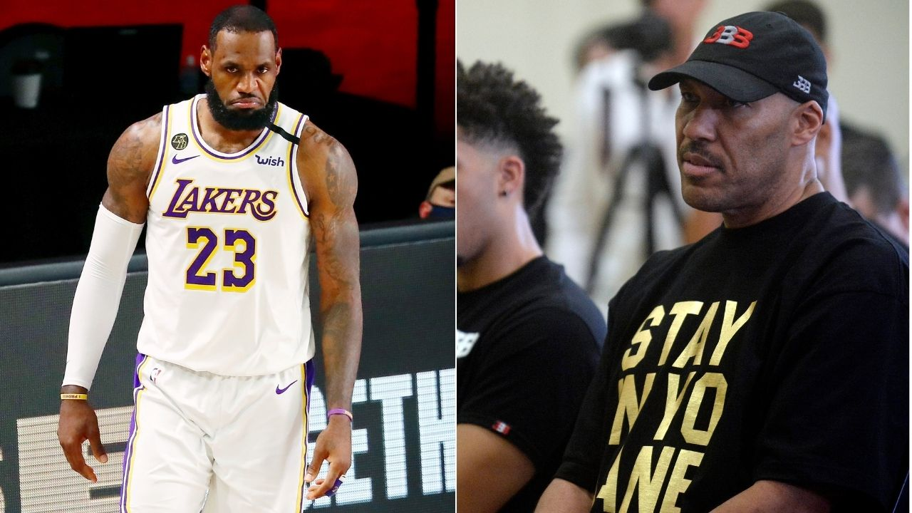 'Lakers should send me a Thank You card': LaVar Ball gives twisted logic on why LeBron James and co. won because of him