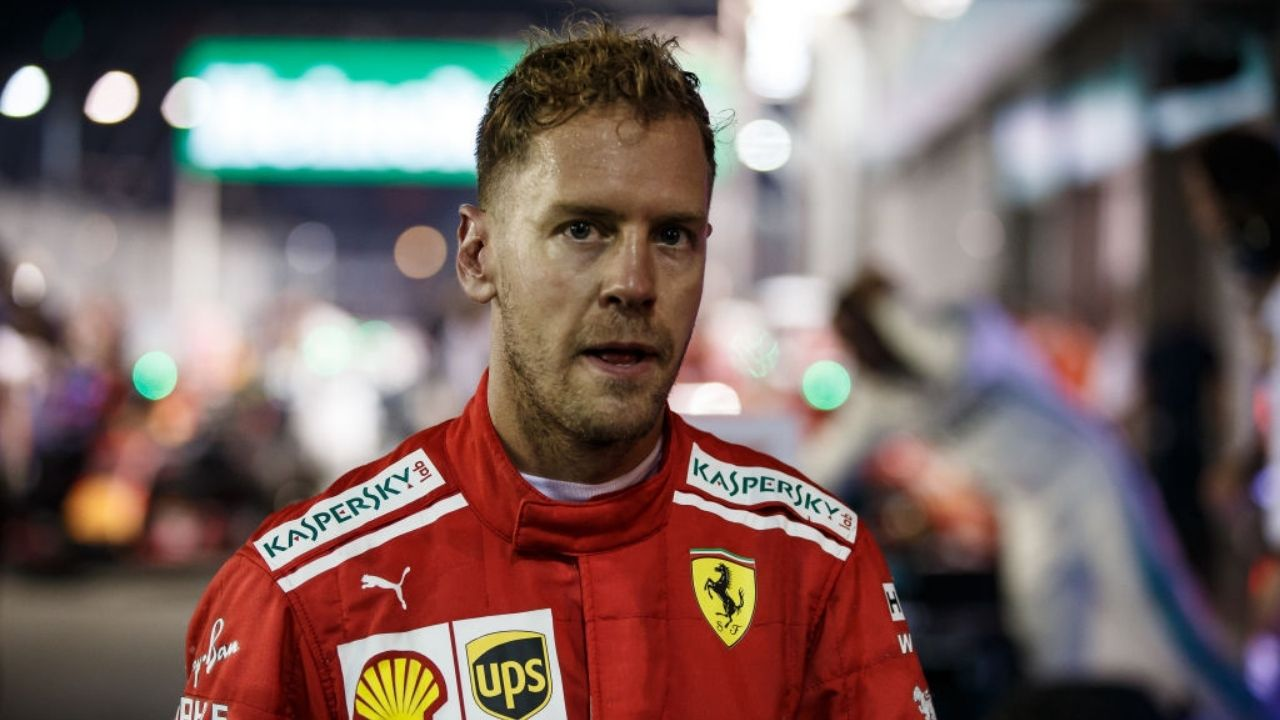 """""""I'm going to throw myself into the project""""- Sebastian Vettel on his new stint with Racing Point in 2021"""