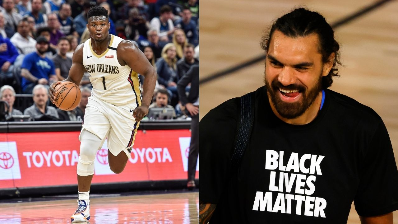 """Steven Adams will play horribly alongside Zion Williamson'- NBA analyst bashes Pelicans for acquiring OKC big man"