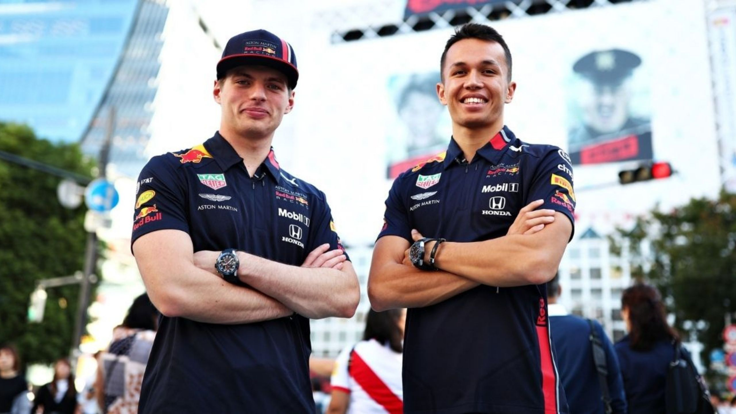 Red Bull duo Max Verstappen and Alex Albon reveal their choices to fill the vacant venue slot in 2021 F1 calendar
