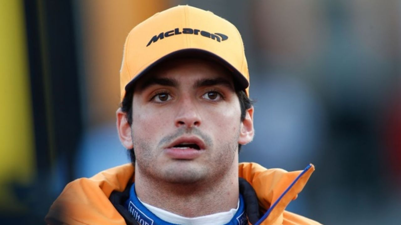 """But I'm very disappointed""- Carlos Sainz furious after rear brake problem"