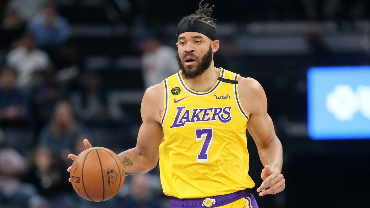 This is why everyone loves JaVale McGee': Lakers star surprises housekeeper with brilliant birthday celebration