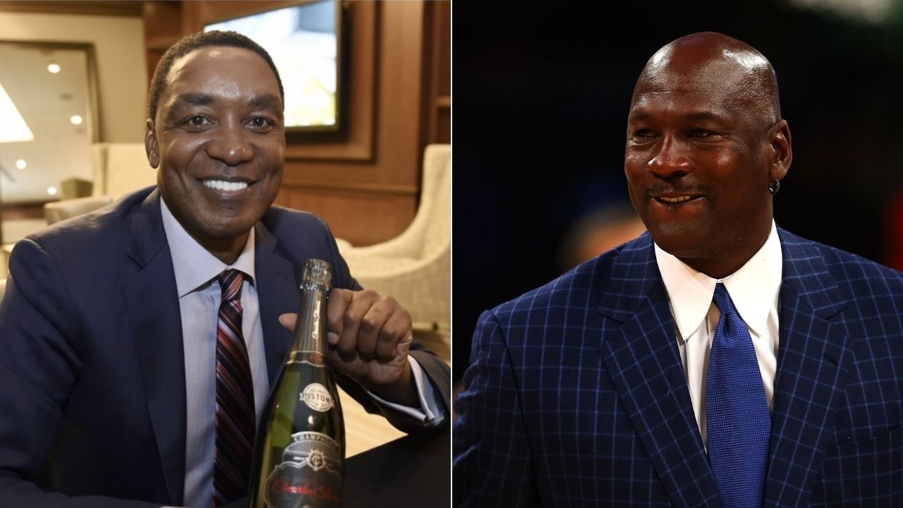 'It's hard to say LeBron James is not the GOAT': Isiah Thomas