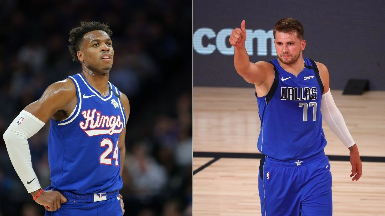 Buddy Hield wants to play in Dallas': Kings star planning to team up with Mavericks' Luka Doncic
