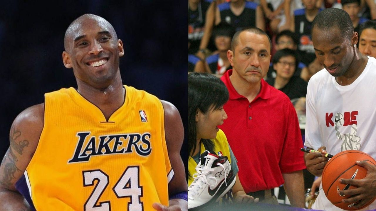 'We will never see another Kobe Bryant': New footage shows how Lakers Legend wooed fans in Philippines in 1998