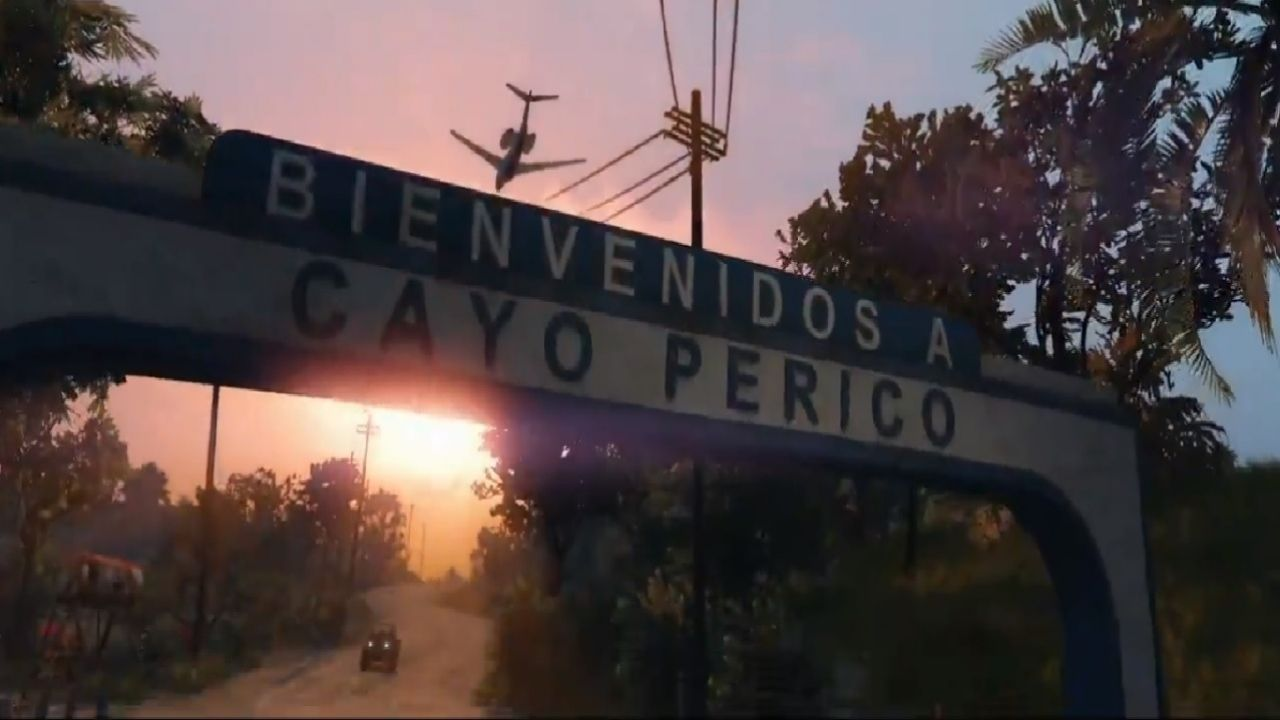 """""""Biggest GTA Online adventure ever"""": Rockstar reveals The Cayo Perico Heist with new GTA 5 map extension."""