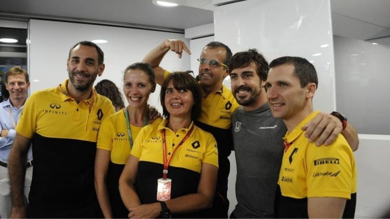 'He doesn't even answer my messages'- Fernando Alonso accuses Cyril Abiteboul of ignoring him ahead of his return to Renault
