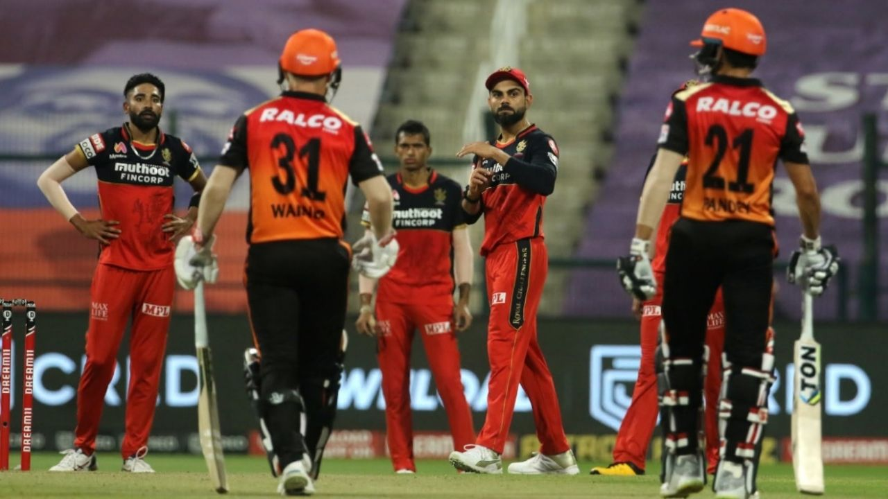 SRH win toss, choose to bowl vs RCB in Eliminator