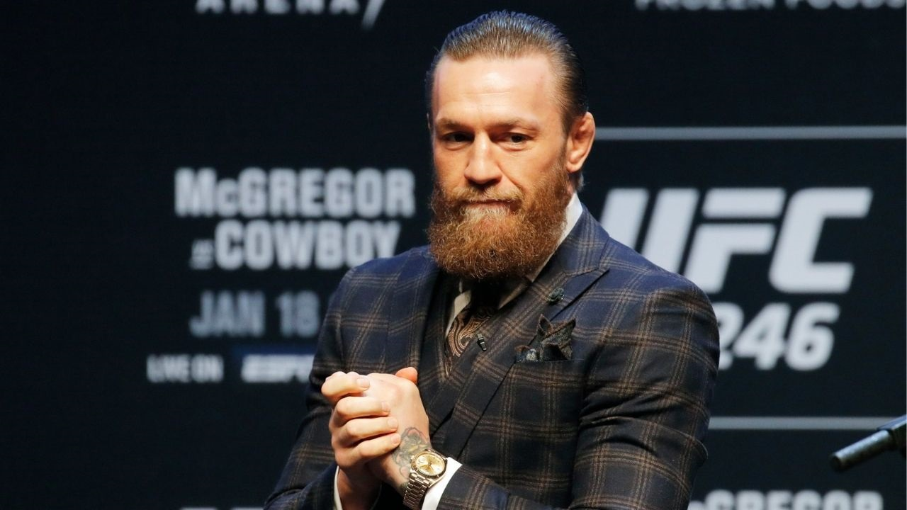 Conor McGregor is 'Raring To Go In The Best Place' But 'Still Awaiting Official Confirmation'