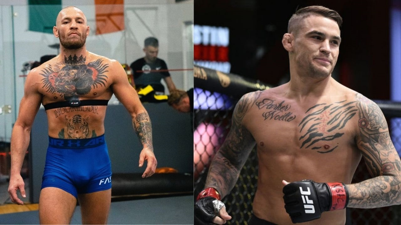 Conor Mcgregor Vs Dustin Poirier Is Partially Official Set To Headline Ufc 257 On January 23 The Sportsrush