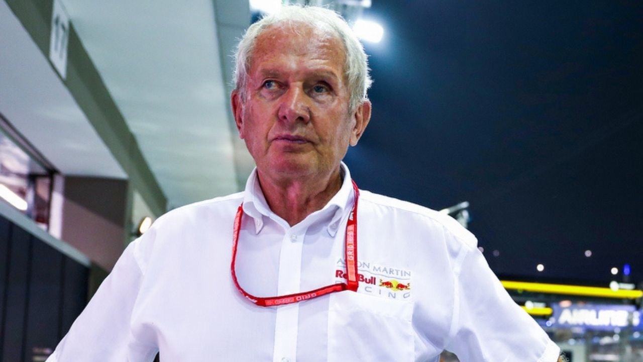 """""""This is not blackmail, this is a fact""""- Helmut Marko projects power unit predicament of Red Bull"""