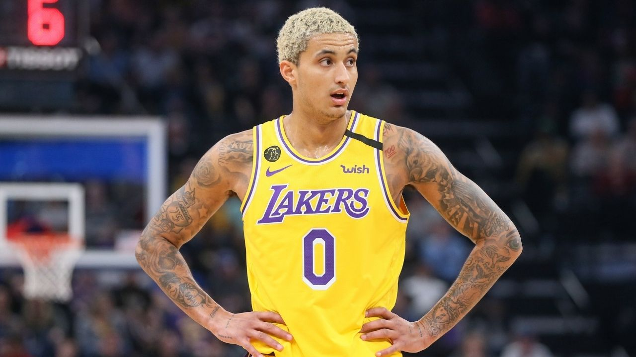 Kyle Kuzma wants a sizeable new deal from the Lakers