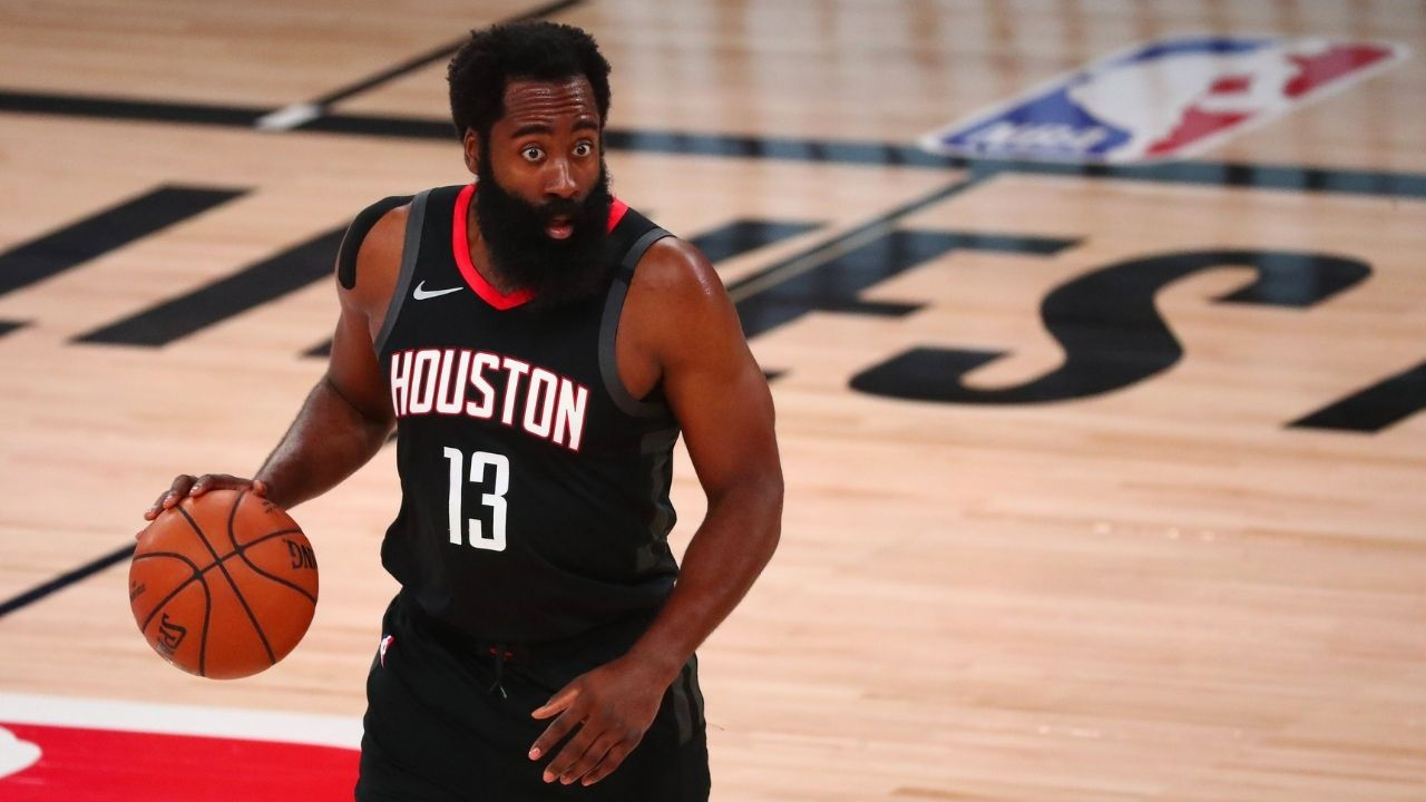 James Harden calling Cap': Rockets star finally responds to Nets' trade rumors with cryptic Instagram post