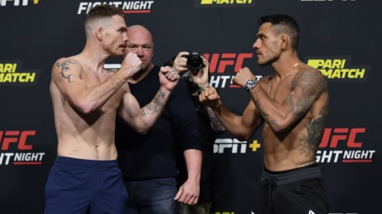 UFC Vegas 14: Full Fight Card, Date, Time, and Streaming Details