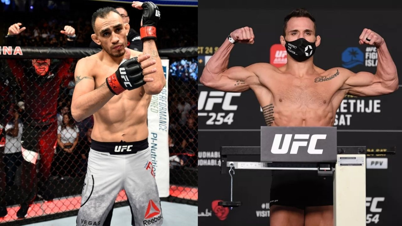 Michael Chandler Calls Out Tony Ferguson Post The Development Around Conor McGregor Vs. Dustin Poirier Fight