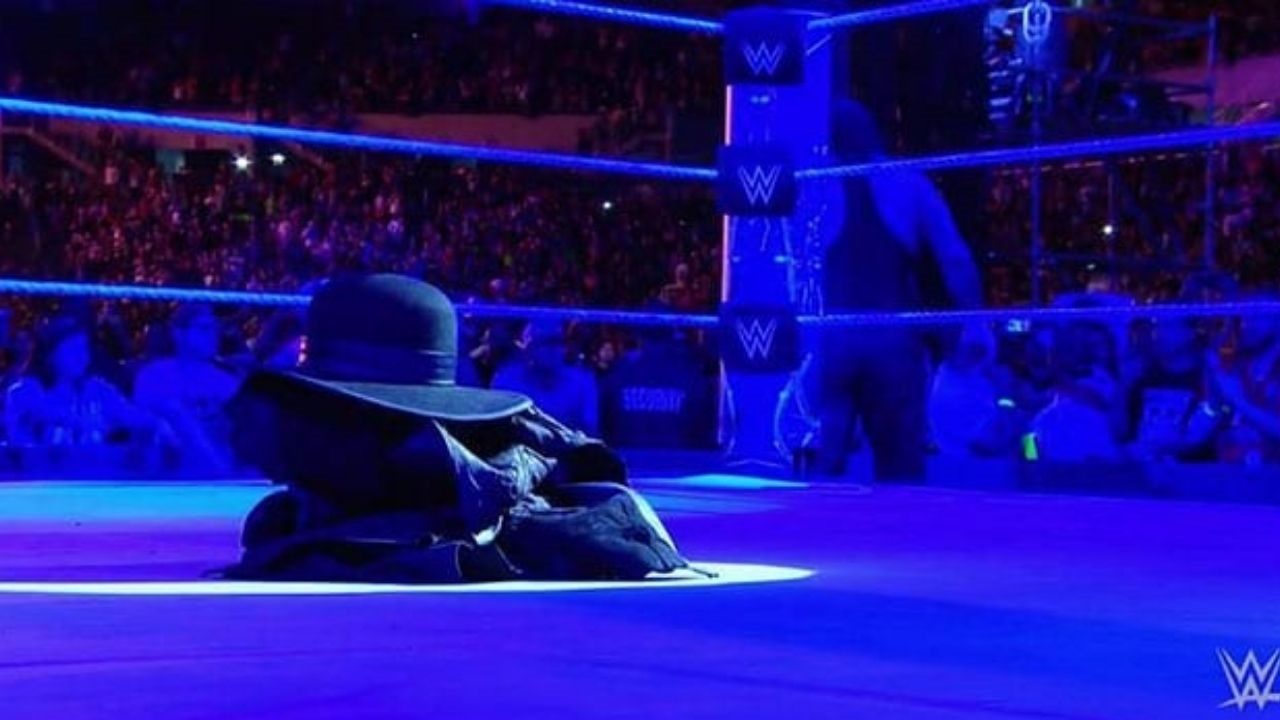 The Undertaker Lays Out His Farewell Speech; Says Going Out Without The Presence Of Fans 'is going to help me considerably, getting through Survivor Series emotionally'