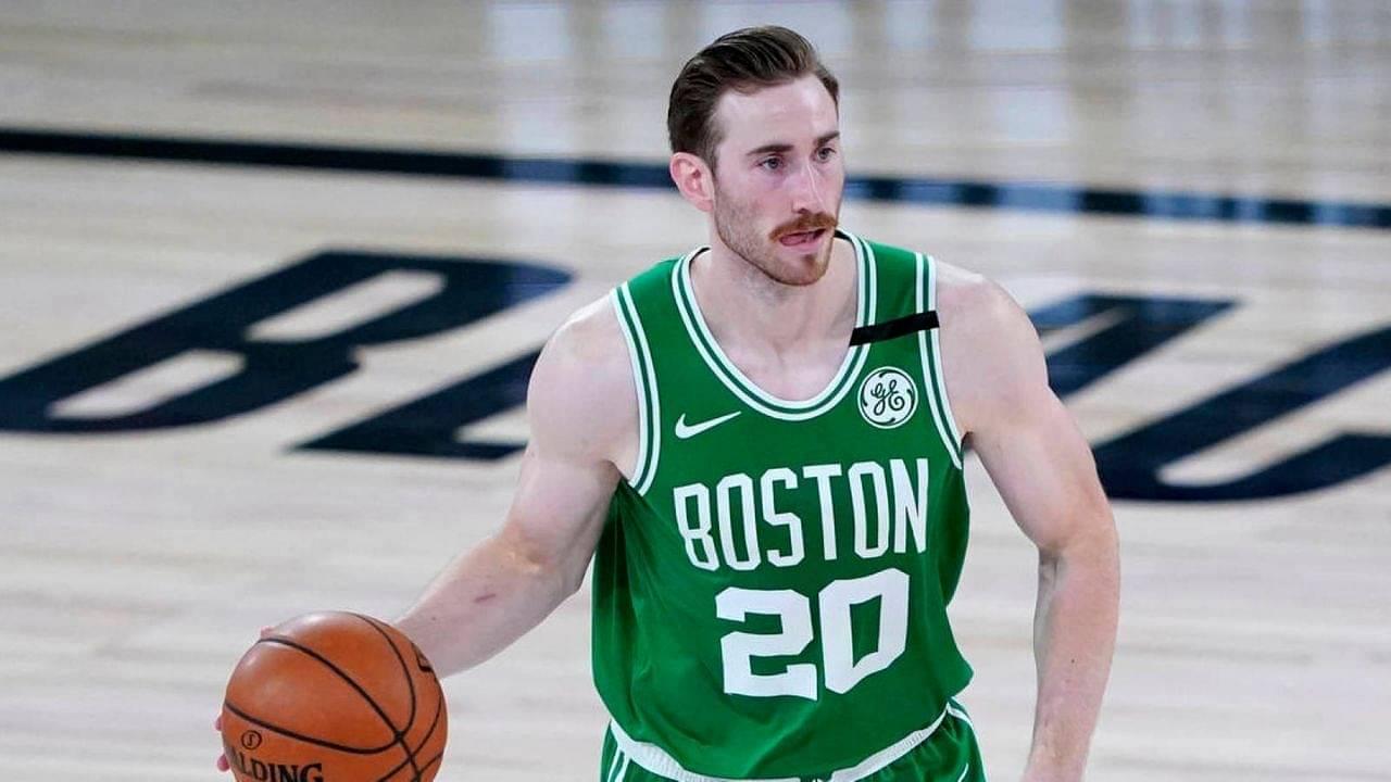 Gordon Hayward wants to leave the Celtics