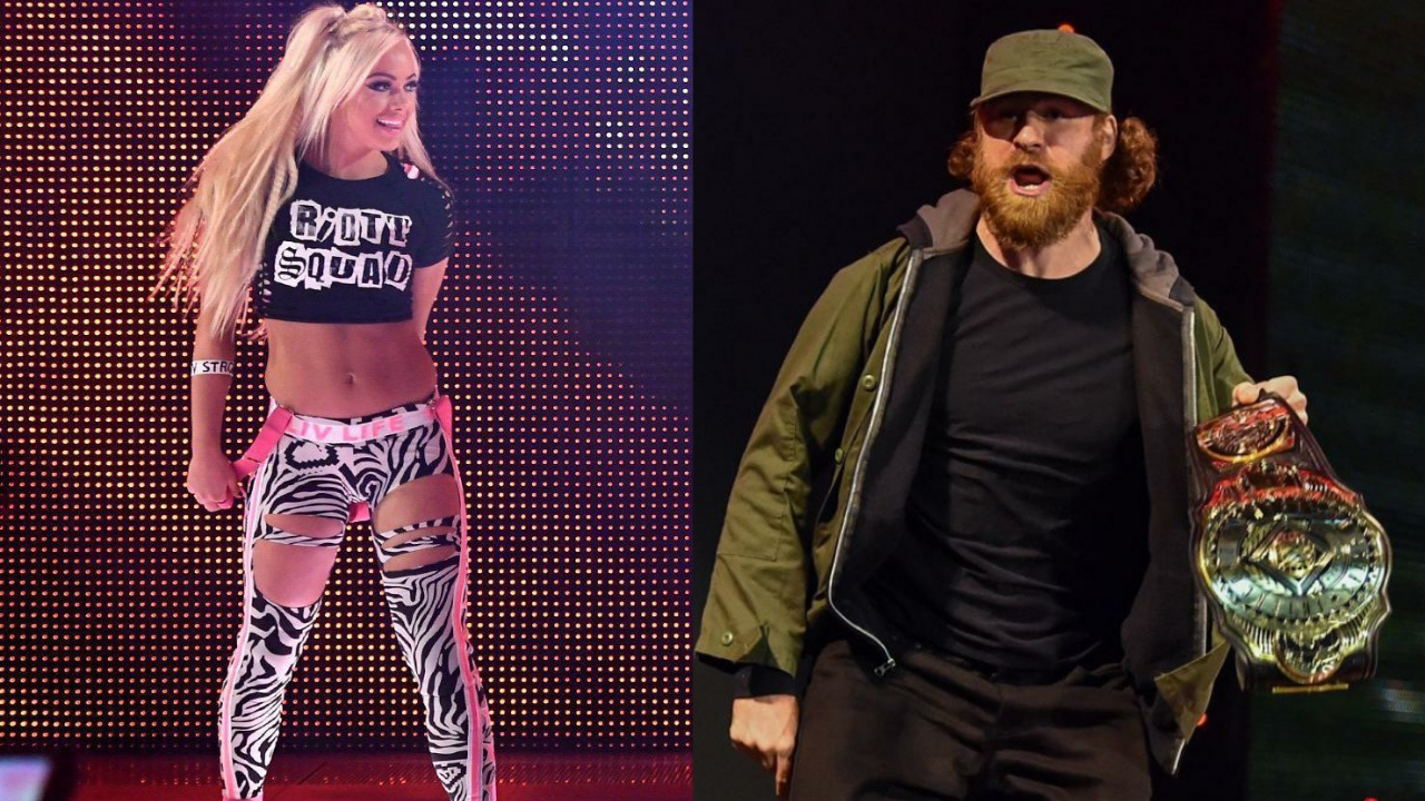 Sami Zayn reveals he wanted to work with Liv Morgan