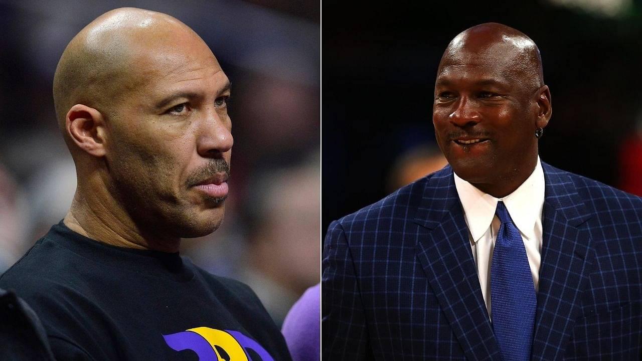 'It's always going to be him': LaVar Ball shockingly picks Michael Jordan over LeBron James in GOAT debate