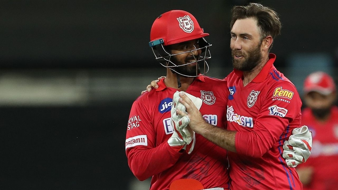 """Run him out"": Glenn Maxwell jokes about dismissing KXIP captain KL Rahul during India's tour of Australia 2020-21"