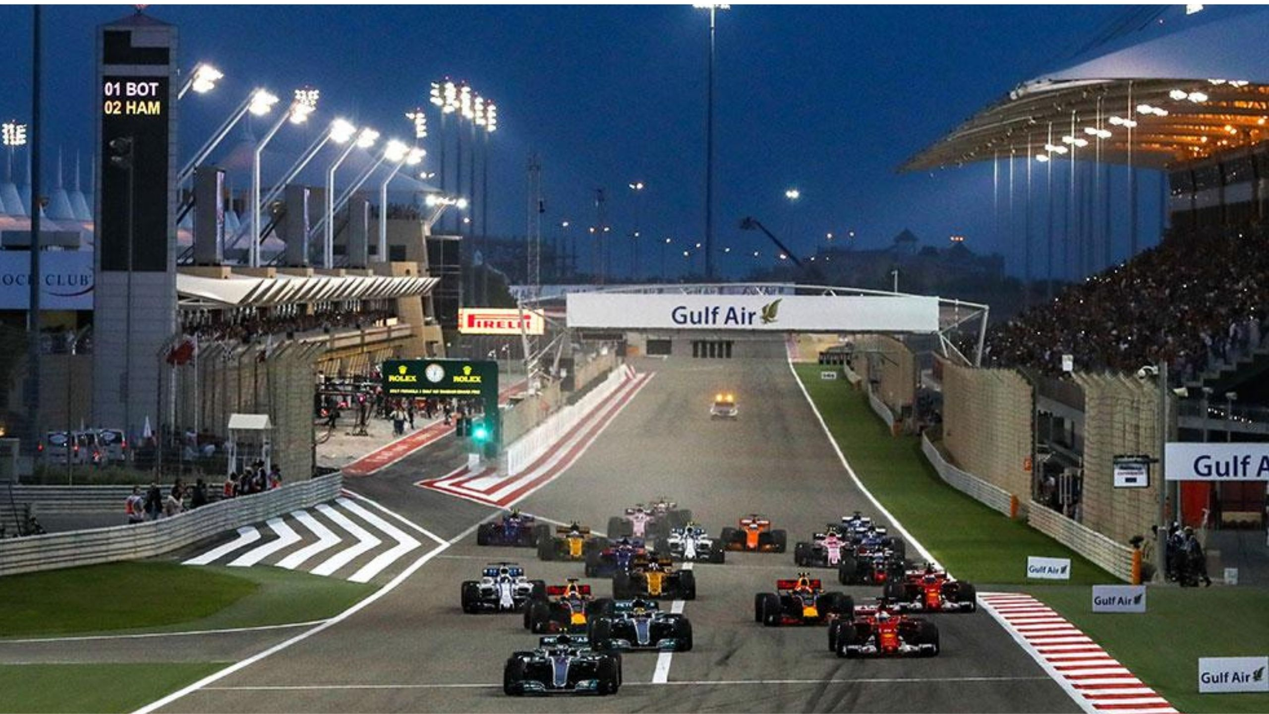F1 Live Stream Bahrain GP 2020, Start Time & Broadcast Channel: When and Where to watch F1 Free Practice, Qualifying and Race held at Sakhir?