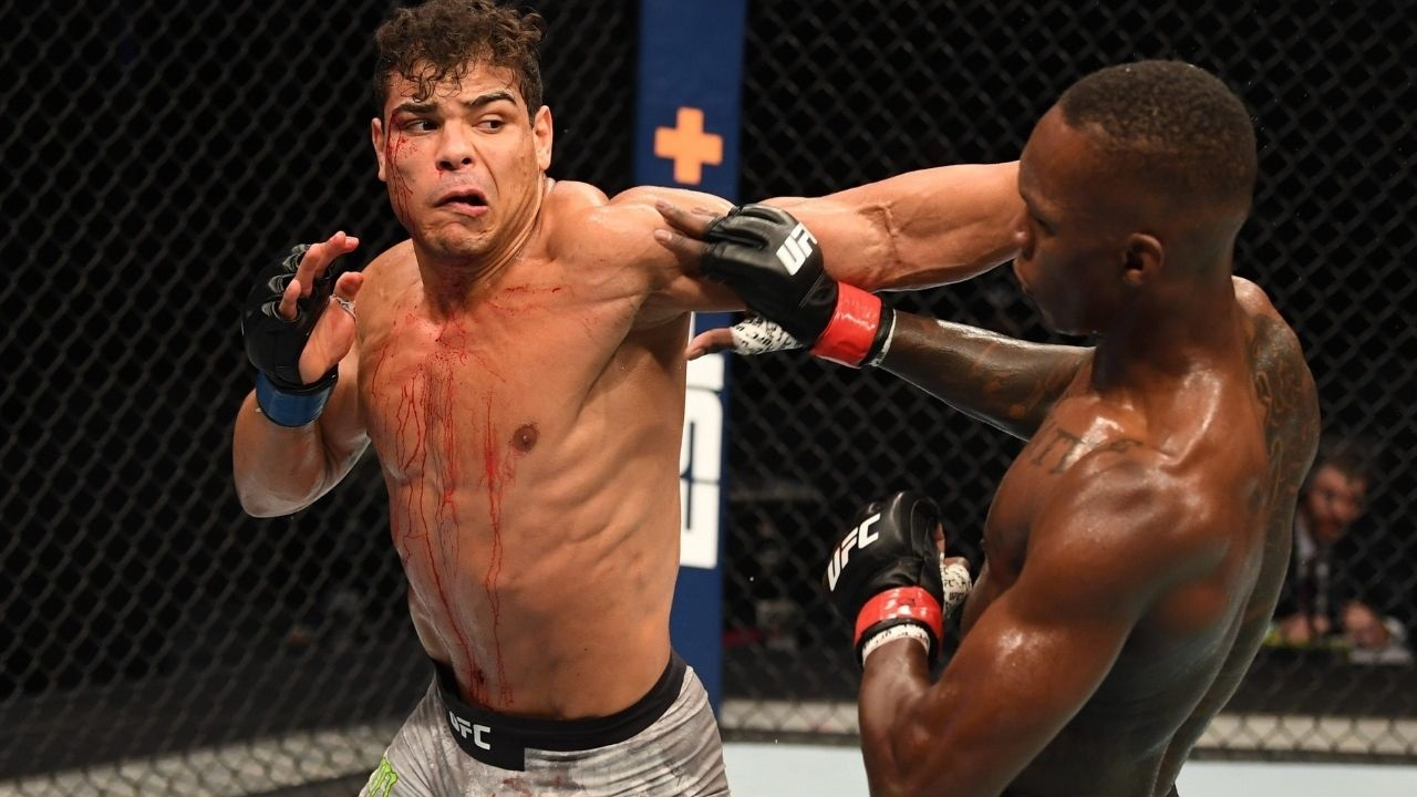 """""""I Should Have Postponed It""""- Paulo Costa Proclaims He Suffered Injury Before The Fight Against Israel Adesanya"""