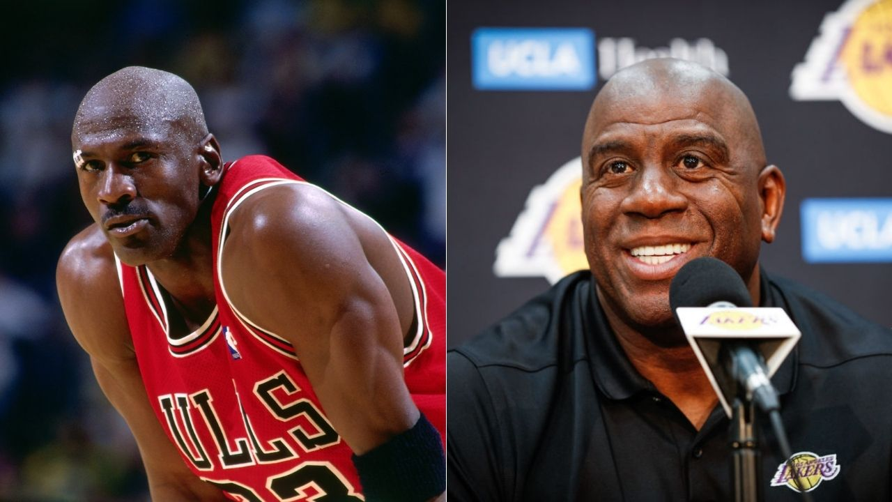 When MJ and Lakers' Magic Johnson were asked to boycott the NBA Finals