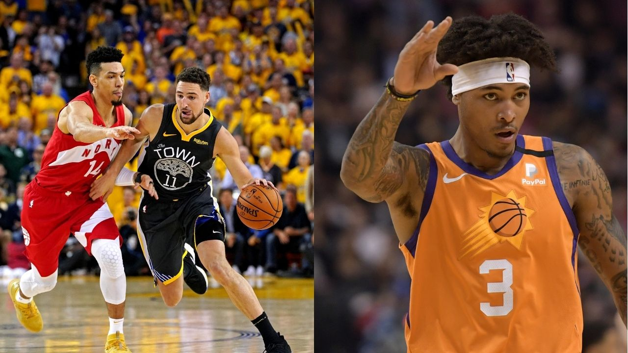 Klay Thompson replacement: Kelly Oubre Jr traded to the Warriors as they look to acquire a swingman