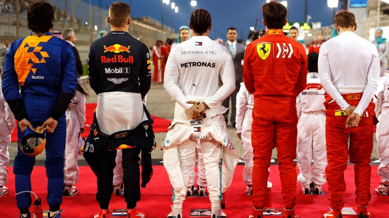 F1 Driver Earnings: F1 driver rankings on how much they cost per point