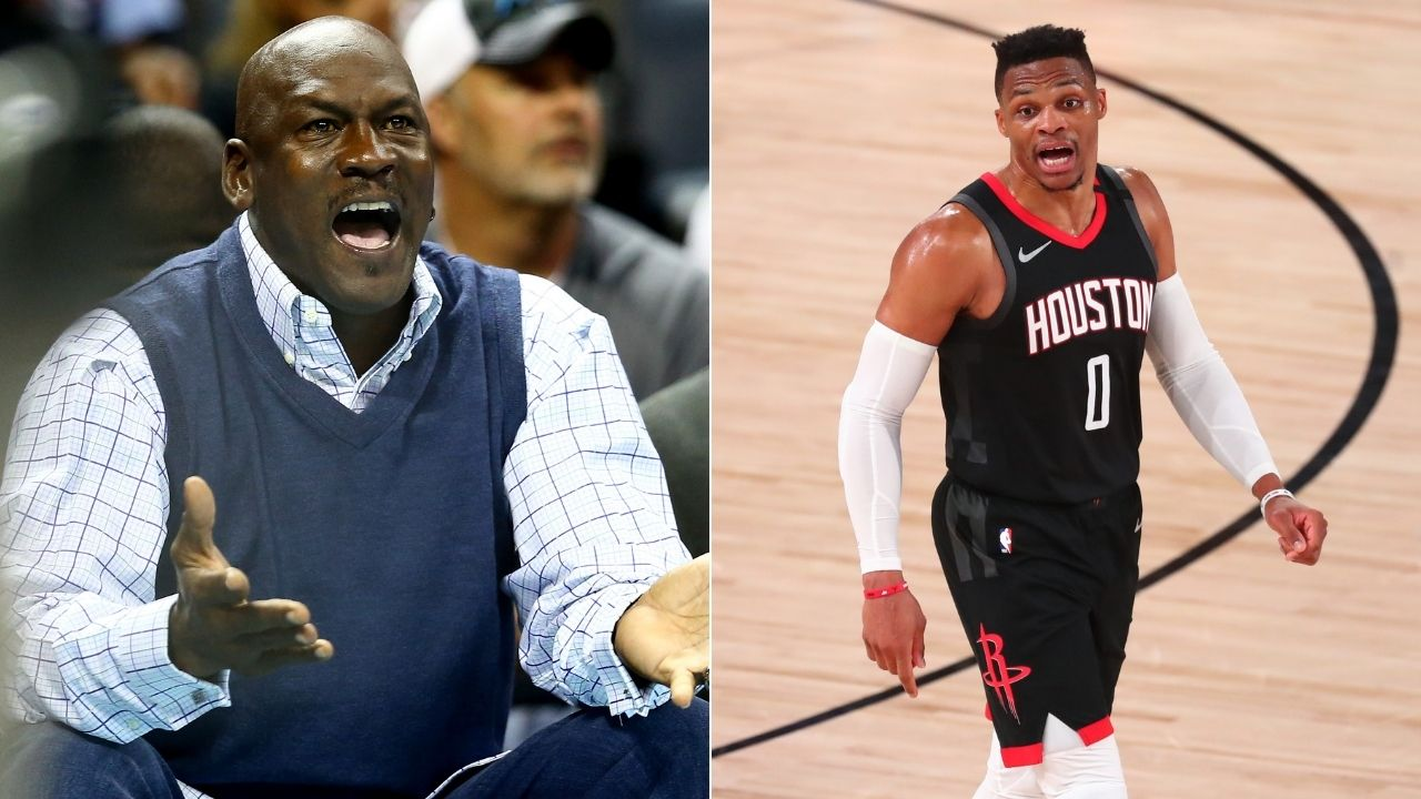 Michael Jordan and Hornets giving up on Russell Westbrook