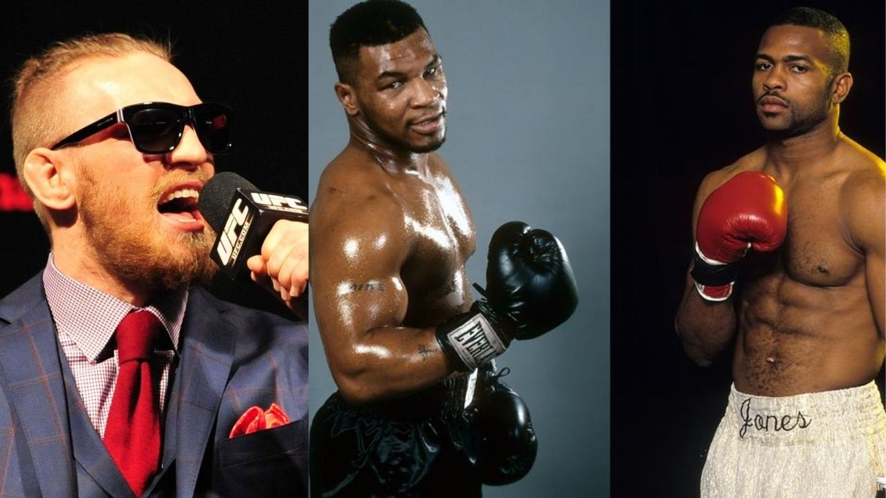 Conor McGregor Expresses Excitement About The Upcoming Mike Tyson Vs. Roy Jones Jr. Fight