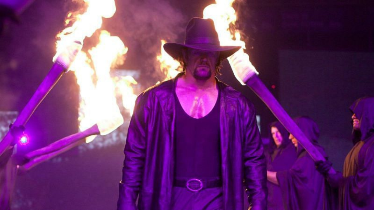 The Undertaker discusses his favorite Wrestlemania match