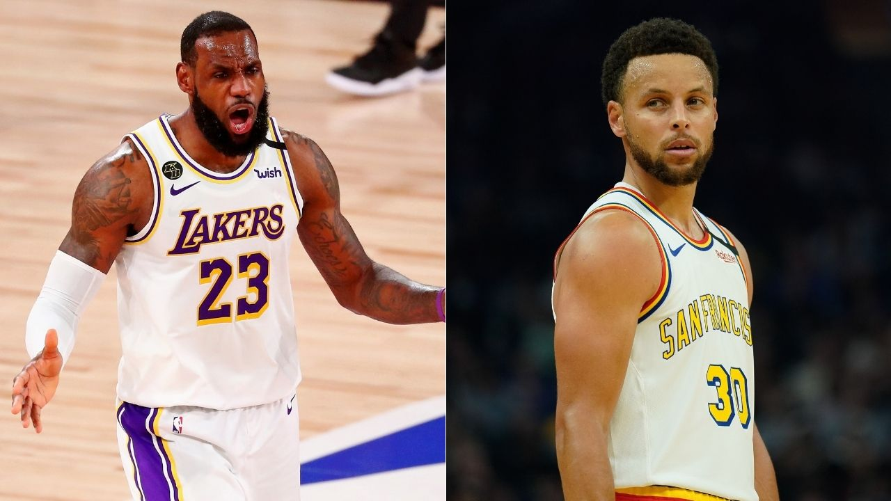 LeBron James and Steph Curry were born in the same hospital