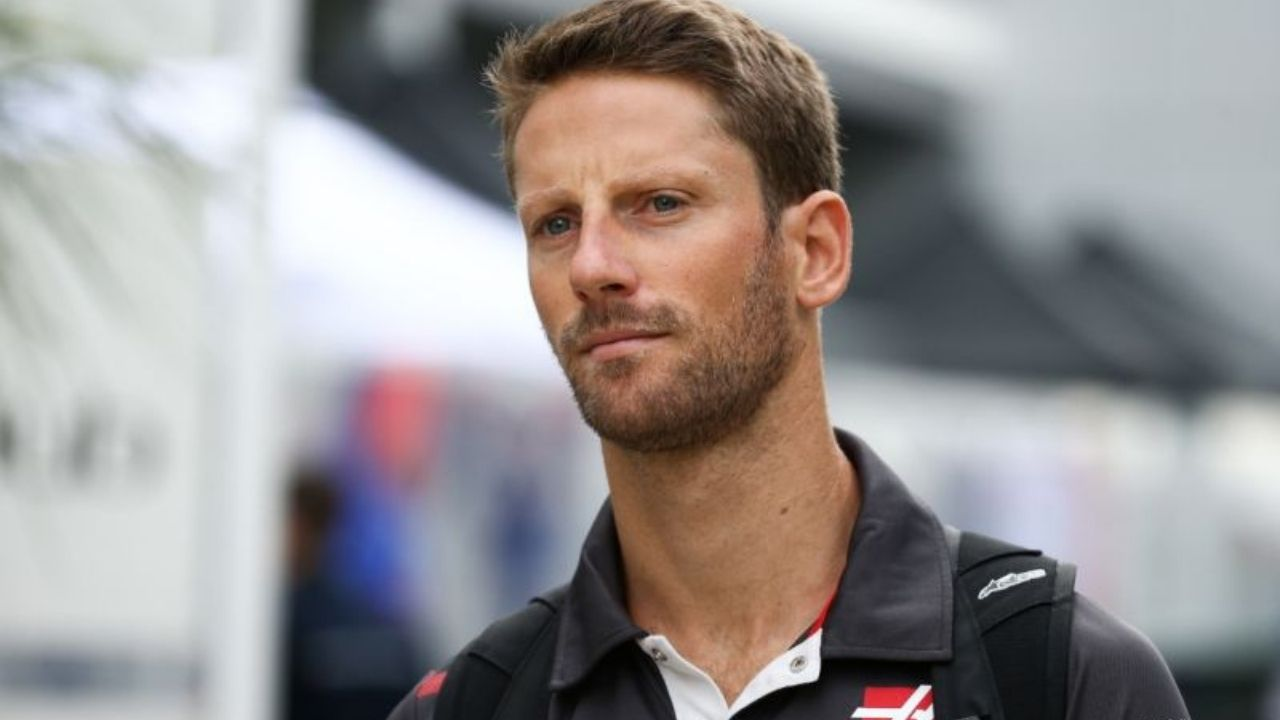 """""""I've been here for 10 years blocking kind of a seat for 10 years""""- Romain Grosjean admits blocking seats for rookies"""