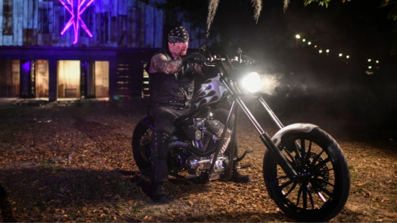 The Undertaker shoots on former WWE Champions
