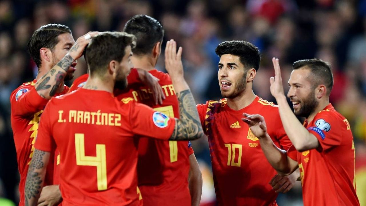 SUI Vs SPA Fantasy Team Prediction : Switzerland Vs Spain Best Fantasy Team for UEFA Nations League