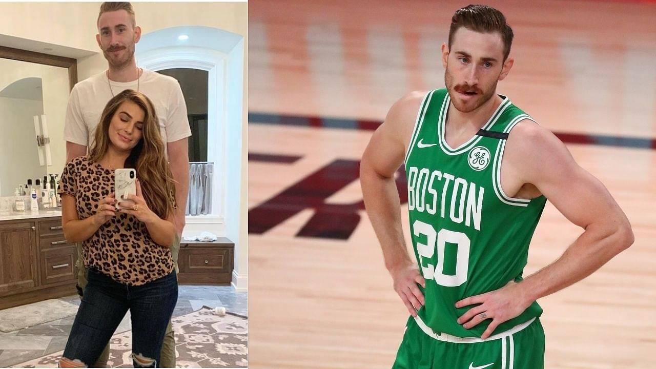 'I enjoyed my time in Boston': Gordon Hayward's wife Robyn blasts Celtics media for negative coverage