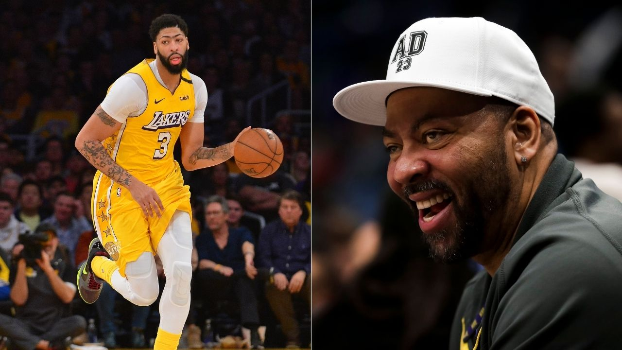 """""""Would never let Anthony Davis play for Boston Celtics'- Lakers' star dad blasts Celtics for Isaiah Thomas trade"""