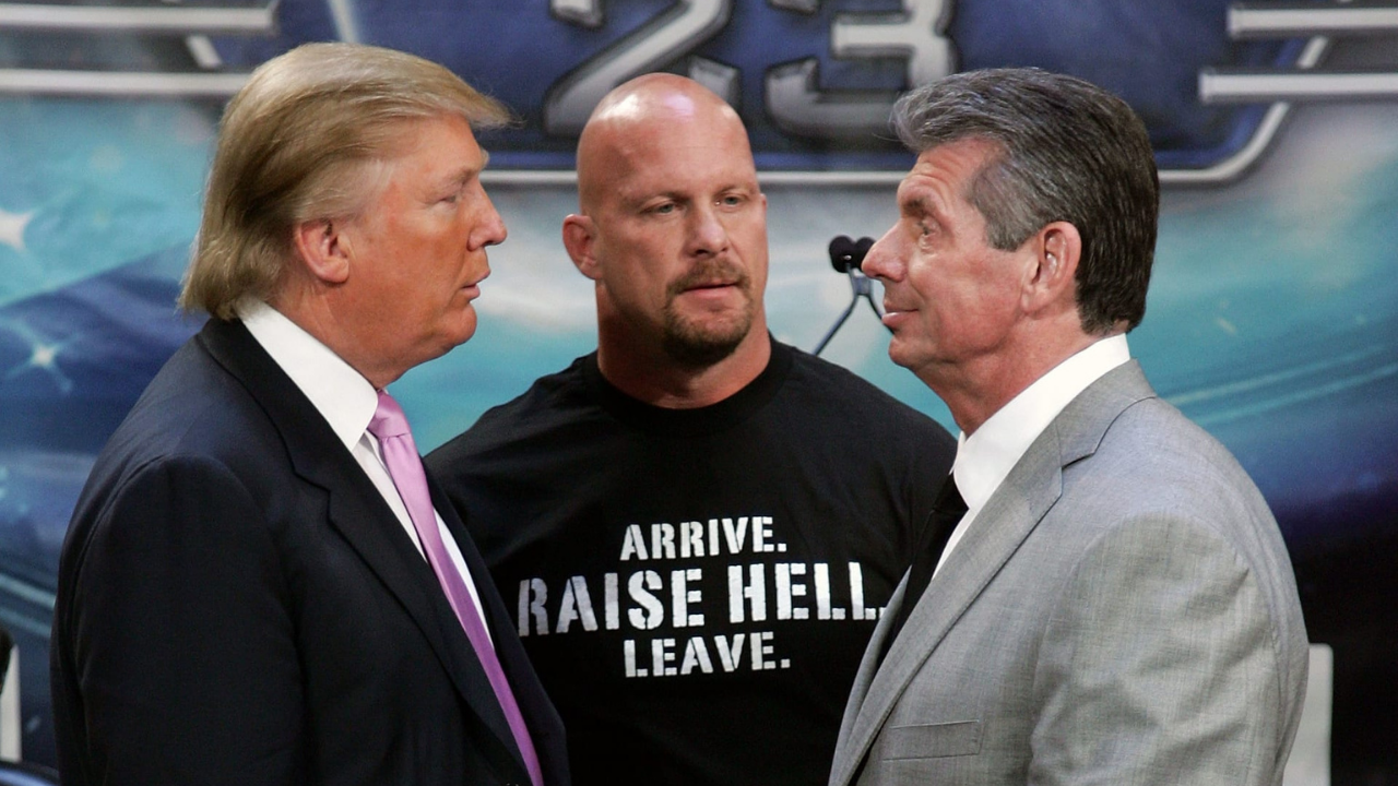 Former WWE writer recalls when Vince McMahon lost his temper with Donald Trump